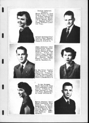 Page 9, 1950 Edition, Randolph Rural High School - Rambler Yearbook (Randolph, KS) online yearbook collection