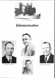 Page 4, 1952 Edition, Randolph Rural High School - Rambler Yearbook (Randolph, KS) online yearbook collection