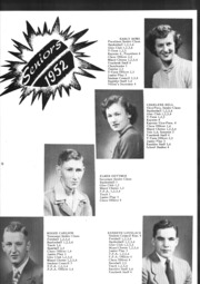Page 6, 1952 Edition, Randolph Rural High School - Rambler Yearbook (Randolph, KS) online yearbook collection