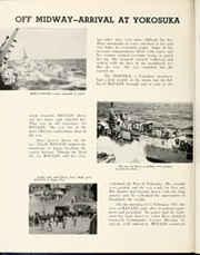 Page 14, 1952 Edition, Bataan (CVL 29) - Naval Cruise Book online yearbook collection