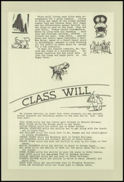 Page 31, 1950 Edition, Alton High School - Wildcat Yearbook (Alton, KS) online yearbook collection