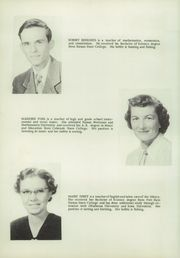 Alton High School - Wildcat Yearbook (Alton, KS) online yearbook collection, 1952 Edition, Page 8