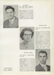 Page 13, 1953 Edition, Alton High School - Wildcat Yearbook (Alton, KS) online yearbook collection