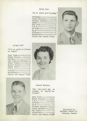 Alton High School - Wildcat Yearbook (Alton, KS) online yearbook collection, 1953 Edition, Page 14
