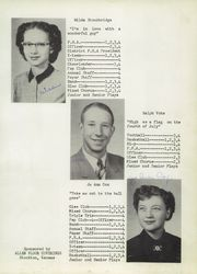 Page 15, 1953 Edition, Alton High School - Wildcat Yearbook (Alton, KS) online yearbook collection
