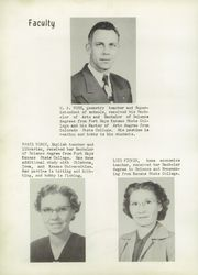 Alton High School - Wildcat Yearbook (Alton, KS) online yearbook collection, 1953 Edition, Page 8