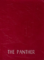 1957 Edition, Hazelton High School - Panther Yearbook (Hazelton, KS)