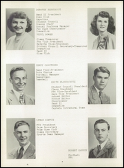 Page 10, 1950 Edition, Berryton High School - Buffalo Yearbook (Berryton, KS) online yearbook collection