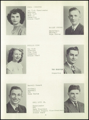 Page 11, 1950 Edition, Berryton High School - Buffalo Yearbook (Berryton, KS) online yearbook collection