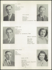 Page 12, 1950 Edition, Berryton High School - Buffalo Yearbook (Berryton, KS) online yearbook collection