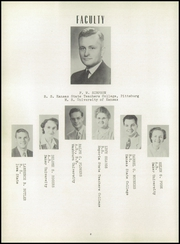 Page 8, 1950 Edition, Berryton High School - Buffalo Yearbook (Berryton, KS) online yearbook collection