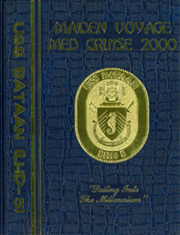 2000 Edition, Bataan (LHD 5) - Naval Cruise Book