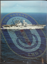 Page 10, 2007 Edition, Bataan (LHD 5) - Naval Cruise Book online yearbook collection