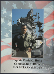 Page 12, 2007 Edition, Bataan (LHD 5) - Naval Cruise Book online yearbook collection