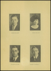Page 8, 1927 Edition, Long Island High School - Spirit Yearbook (Long Island, KS) online yearbook collection