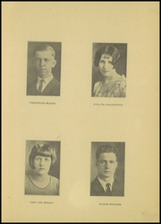 Page 9, 1927 Edition, Long Island High School - Spirit Yearbook (Long Island, KS) online yearbook collection
