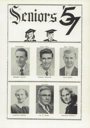 Page 13, 1957 Edition, Everest High School - Vikings Yearbook (Everest, KS) online yearbook collection