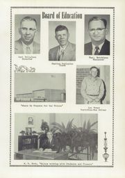 Page 7, 1957 Edition, Everest High School - Vikings Yearbook (Everest, KS) online yearbook collection
