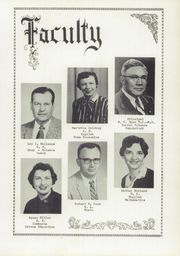 Page 9, 1957 Edition, Everest High School - Vikings Yearbook (Everest, KS) online yearbook collection