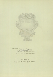 Page 5, 1937 Edition, Dover High School - Yearbook (Dover, KS) online yearbook collection