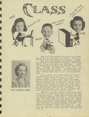 Page 15, 1942 Edition, Dover High School - Yearbook (Dover, KS) online yearbook collection