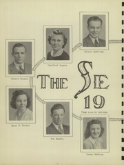 Page 8, 1942 Edition, Dover High School - Yearbook (Dover, KS) online yearbook collection