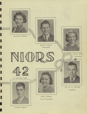 Page 9, 1942 Edition, Dover High School - Yearbook (Dover, KS) online yearbook collection
