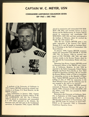 Page 10, 1964 Edition, Bayfield (APA 33) - Naval Cruise Book online yearbook collection
