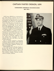 Page 11, 1964 Edition, Bayfield (APA 33) - Naval Cruise Book online yearbook collection