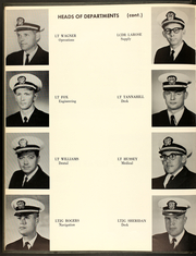 Page 14, 1964 Edition, Bayfield (APA 33) - Naval Cruise Book online yearbook collection