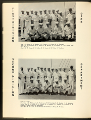 Page 16, 1964 Edition, Bayfield (APA 33) - Naval Cruise Book online yearbook collection
