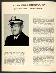 Page 8, 1964 Edition, Bayfield (APA 33) - Naval Cruise Book online yearbook collection