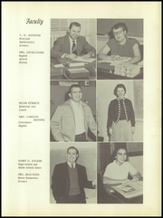 Page 11, 1957 Edition, Prescott High School - Hornet Yearbook (Prescott, KS) online yearbook collection