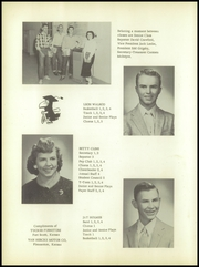 Page 14, 1957 Edition, Prescott High School - Hornet Yearbook (Prescott, KS) online yearbook collection