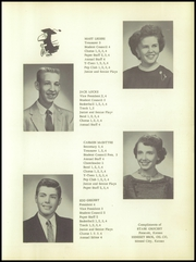 Page 15, 1957 Edition, Prescott High School - Hornet Yearbook (Prescott, KS) online yearbook collection