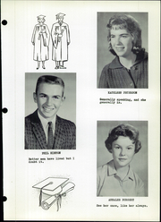 Page 13, 1960 Edition, Hamlin High School - Hornet Yearbook (Hamlin, KS) online yearbook collection