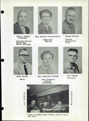 Page 9, 1960 Edition, Hamlin High School - Hornet Yearbook (Hamlin, KS) online yearbook collection