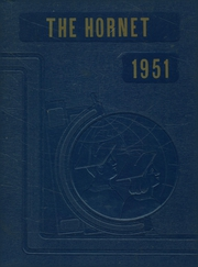 Page 1, 1951 Edition, Burns High School - Hornet Yearbook (Burns, KS) online yearbook collection
