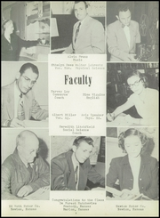 Page 11, 1951 Edition, Burns High School - Hornet Yearbook (Burns, KS) online yearbook collection