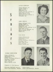 Page 13, 1951 Edition, Burns High School - Hornet Yearbook (Burns, KS) online yearbook collection