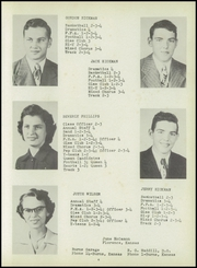 Page 17, 1951 Edition, Burns High School - Hornet Yearbook (Burns, KS) online yearbook collection