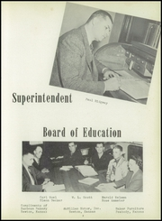 Page 9, 1951 Edition, Burns High School - Hornet Yearbook (Burns, KS) online yearbook collection