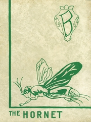 Page 1, 1954 Edition, Burns High School - Hornet Yearbook (Burns, KS) online yearbook collection