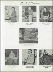 Page 11, 1954 Edition, Burns High School - Hornet Yearbook (Burns, KS) online yearbook collection