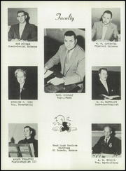 Page 12, 1954 Edition, Burns High School - Hornet Yearbook (Burns, KS) online yearbook collection