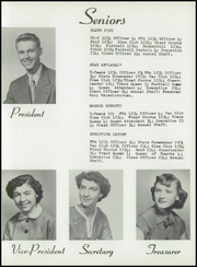 Page 15, 1954 Edition, Burns High School - Hornet Yearbook (Burns, KS) online yearbook collection