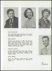 Page 17, 1954 Edition, Burns High School - Hornet Yearbook (Burns, KS) online yearbook collection