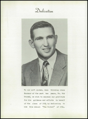 Page 8, 1954 Edition, Burns High School - Hornet Yearbook (Burns, KS) online yearbook collection