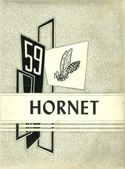 Page 1, 1959 Edition, Burns High School - Hornet Yearbook (Burns, KS) online yearbook collection