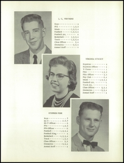 Page 11, 1959 Edition, Burns High School - Hornet Yearbook (Burns, KS) online yearbook collection